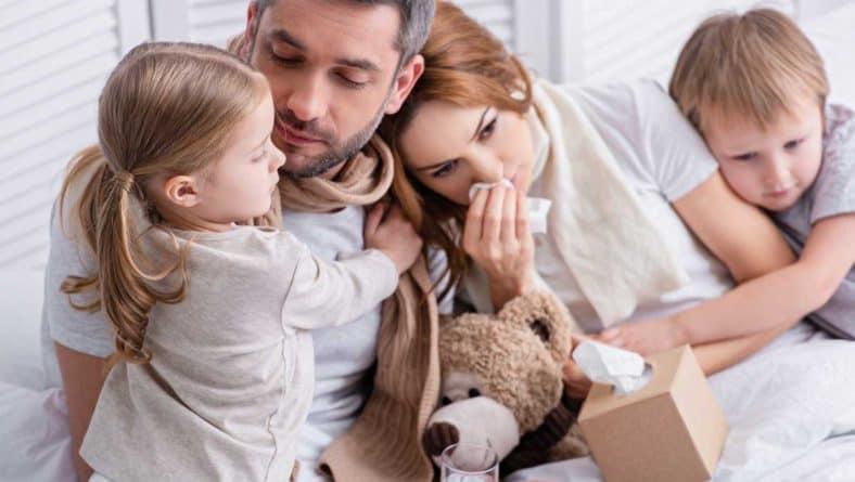 При първи симптоми на грип и настинка използвайте Гриполек