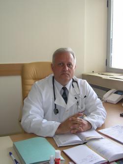 Д-р Атанас Янев, пулмолог