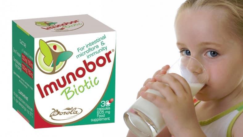 Имуностимулатор и пробиотик са решението при детски диарии