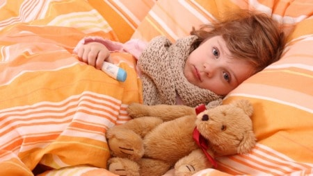 Често боледуване при децата – основни причини и безотказни решения