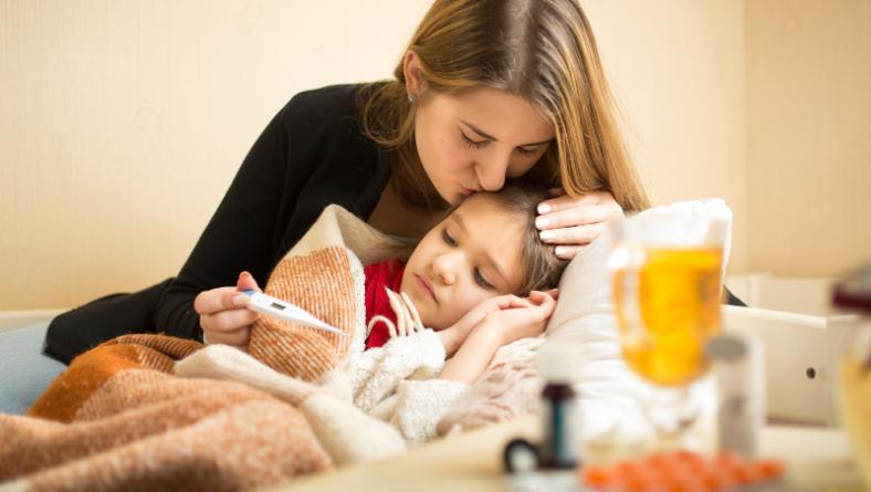 Симптоми на грип при деца – как се диагностицира вирусната инфекция?
