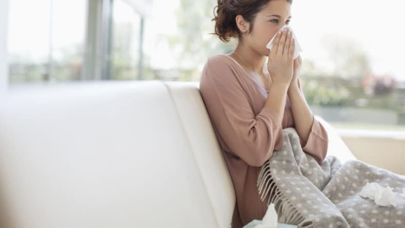 Природно лечение на грип