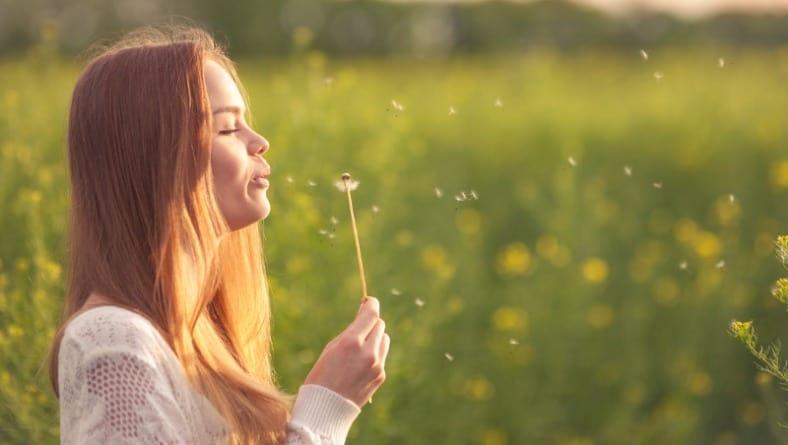 Алергия към полен – тайната ѝ вече е разкрита!
