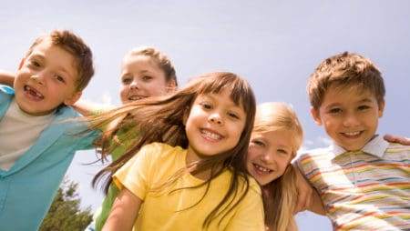 Подсилване на имунната система при деца преди 1-вия учебен ден