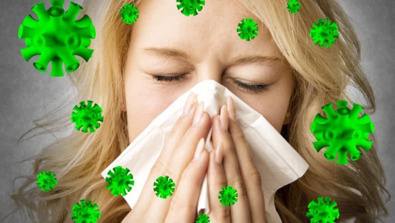 Пет изненадващи причини за понижен имунитет