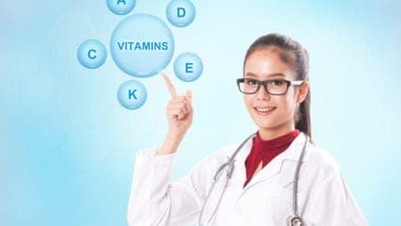 Кои витамини действат най-мощно при простуда?