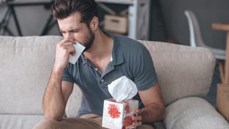 Изследване доказва, че мъжете страдат по-тежко от грип