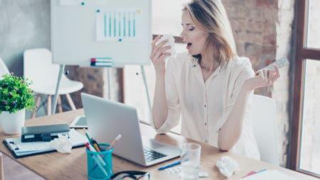 Настинка и пролетна алергия – как да ги различим?