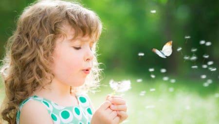 Овладяване на поленова алергия при децата