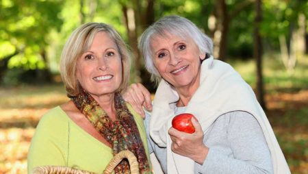 Есенно засилване на имунната система при възрастни