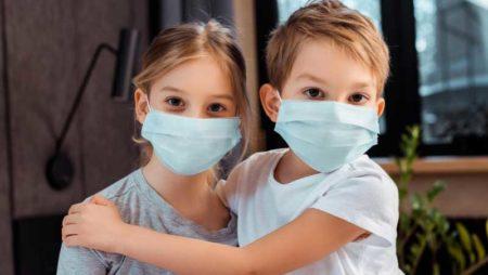 Заразени деца с ковид-19 – броят им расте непрекъснато