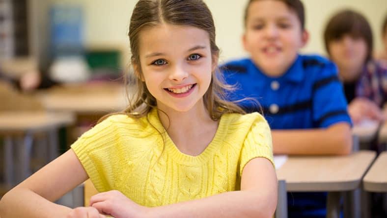 Силен имунитет при деца за началото на учебната година